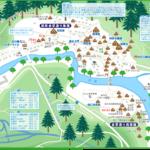 白川郷map