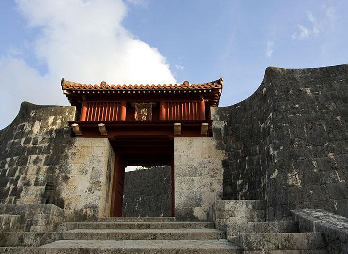 首里城の画像
