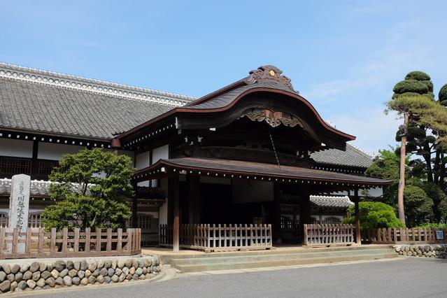 川越城本丸御殿(写真提供:photolibrary)