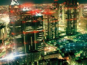 新宿の夜景 (写真提供:TCVB)