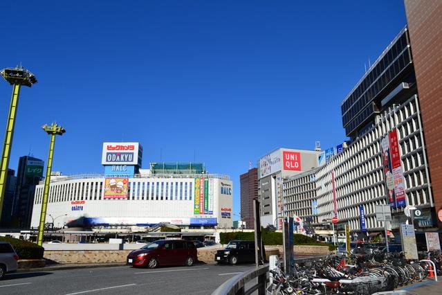 新宿西口(写真提供:photolibrary)