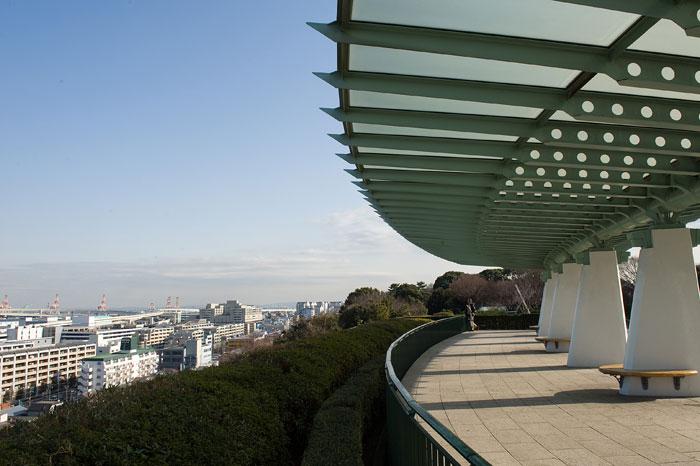横浜 港の見える丘公園(写真提供:横浜観光情報サイト)
