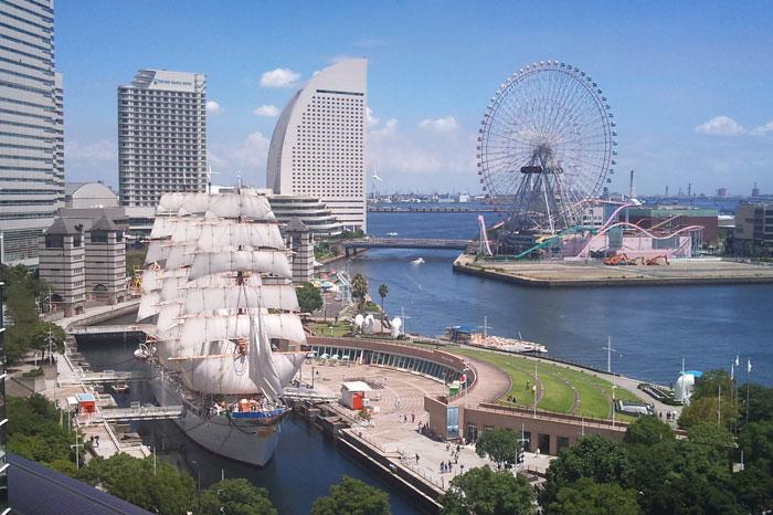 横浜 みなとみらい(写真提供:横浜観光情報サイト)