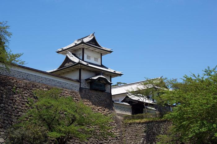 金沢城 石川門(写真提供:金沢市)