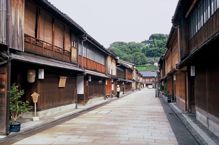 金沢 ひがし茶屋街(写真提供:金沢市)