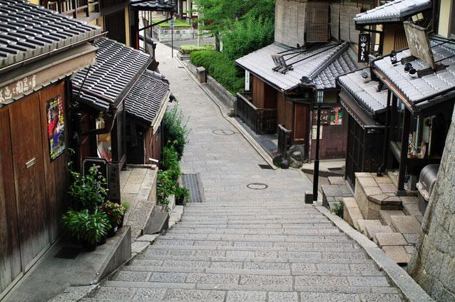 京都 三年坂(産寧坂)写真提供:photolibrary