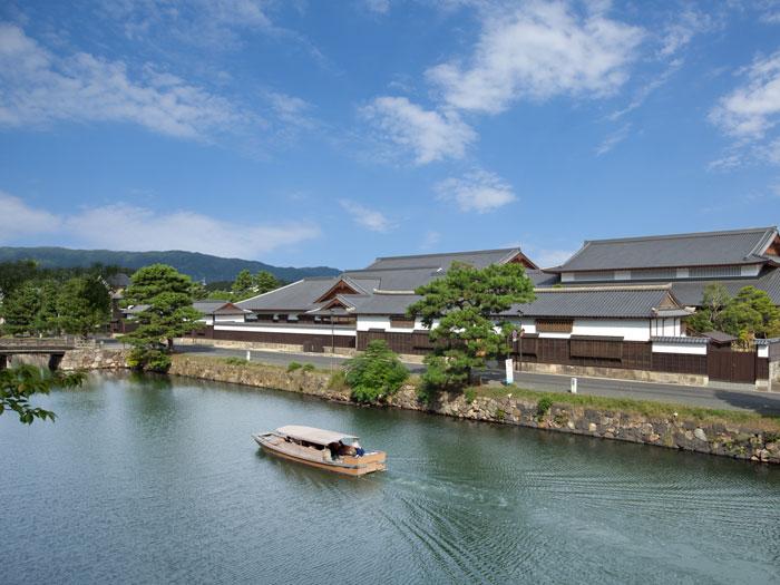 ぐるっと松江堀川めぐりと松江歴史館