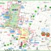 青森 弘前城周辺map