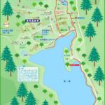 奥日光 湯元温泉・湯ノ湖map