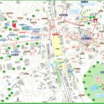 東京 新宿map