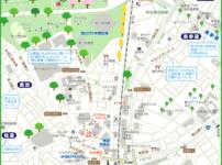東京 渋谷・原宿map