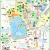 東京 上野公園map