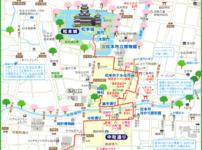 長野 松本城周辺map
