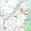 東京 千鳥ヶ淵・外濠公園map