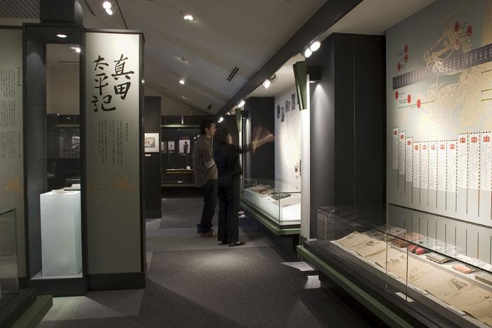 池波正太郎真田太平記念館(写真提供:長野県観光機構)