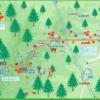 東京 高尾山map