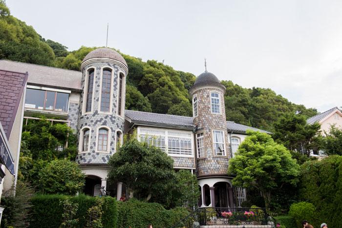 うろこの家(C)一般財団法人神戸観光局