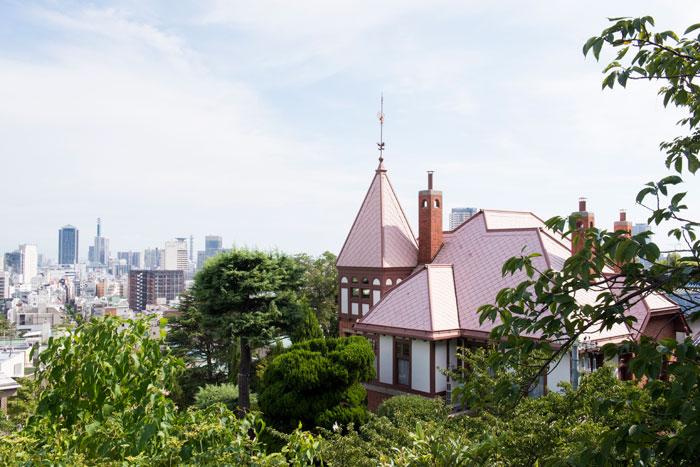 風見鶏の館(C)一般財団法人神戸観光局