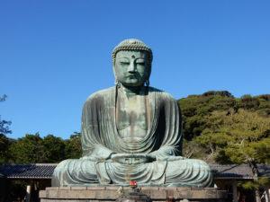高徳院大仏(写真提供:鎌倉市観光協会)