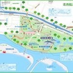 東京 葛西臨海公園map