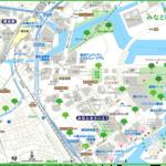 神奈川 横浜駅周辺・みなとみらいmap
