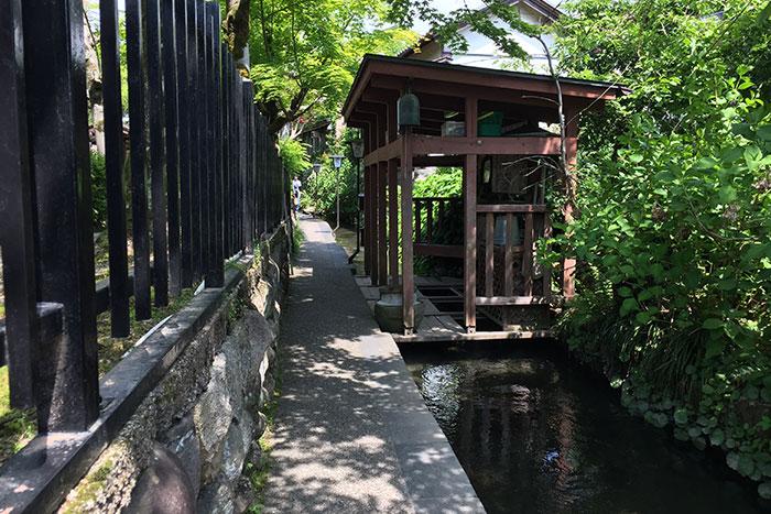 いがわこみち(写真提供:岐阜県観光連盟)