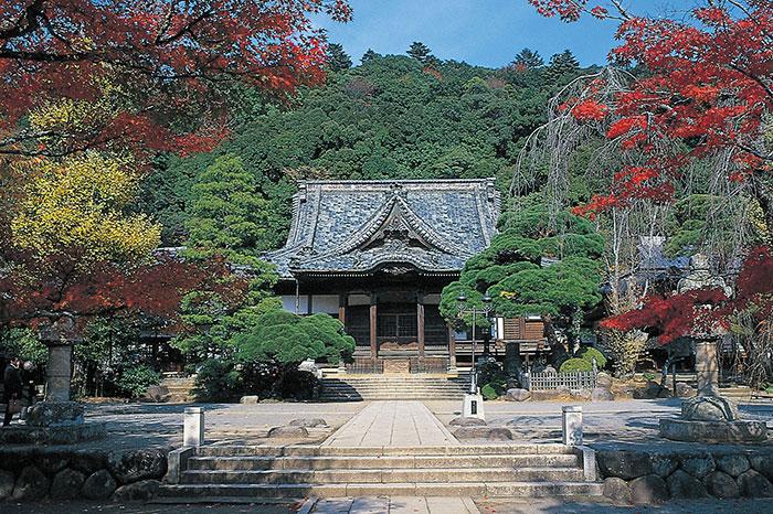 修善寺(写真提供:静岡県観光協会)