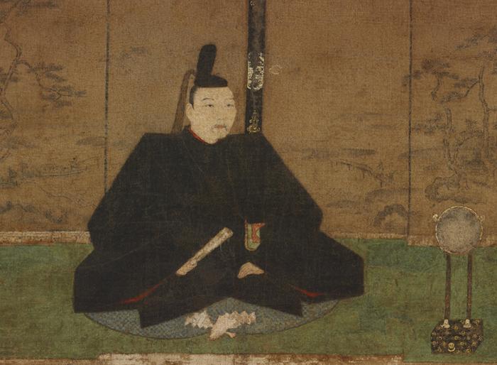 足利義政像(画像提供:東京国立博物館)