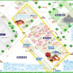 東京 築地場外map