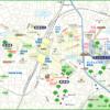 東京 池袋map(タップで大きい画像が開きます。PDFは 最下部にあります)