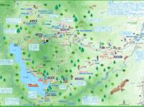 箱根map(タップで大きい画像が開きます。PDFは 最下部にあります)