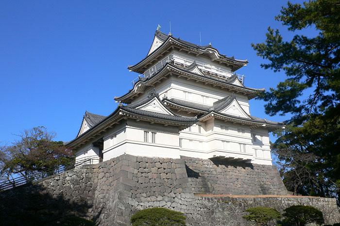 小田原城(写真提供:神奈川県観光協会)