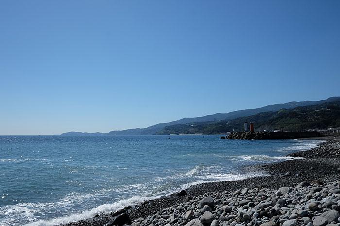 小田原の海(写真提供:photolibrary)