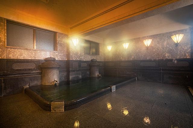 本館霊の湯(画像提供:松山道後温泉)